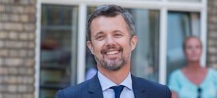 Dänemarks Kronprinz Frederik wird 50