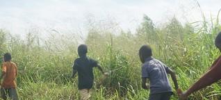 Zwei Opfer, ein Täter: Zwei Kindersoldaten am ICC