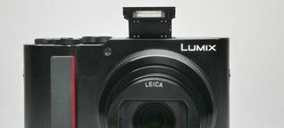 Panasonic Lumix TZ 202 im ColorFoto-Test: Top-Ausstattung im kompakten Gehäuse