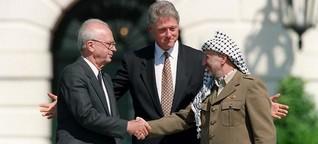 Warum das Nahost-Abkommen von Oslo gescheitert ist