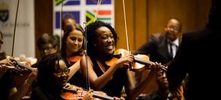 MIAGI - Südafrikanisches Jugendorchester in Berlin