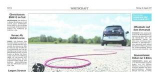 Sonderseite Elektromobilität Kommunen