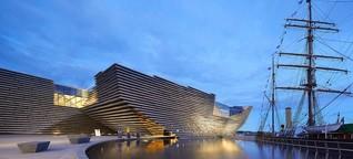 V&A Dundee: Mackintoshs Teezimmer im Designmuseum