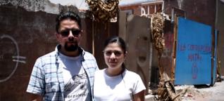 Ein Jahr nach dem Erdbeben in Mexiko: Opfer beklagen Korruption der Behörden