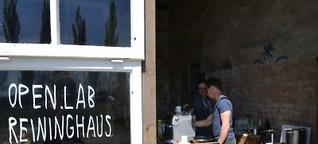 Bauprojekt Reininghaus in Graz