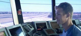 So sieht der Job der Fluglotsen wirklich aus