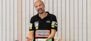 Hartmut Mayerhoffer - der neue Trainer bei Frisch Auf Göppingen