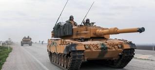 Werden jetzt schon mit deutscher Hilfe türkische Panzer nachgerüstet?