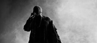 Warum Kanye West nur den Mund aufmachen sollte, um zu rappen