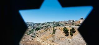 Israel oder Palästina? Politische Archäologie in Ostjerusalem