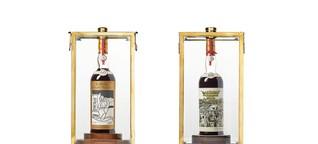 Teuerster Whisky der Welt: Macallan Valerio Adami 1926 für fast 1 Mio. Euro versteigert