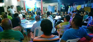 Un caso de resistencia comunitaria en Barrio Abajo | Vokaribe Radio