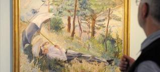 Vor 150 Jahren geboren - Max Slevogt - Maler und Zeichner