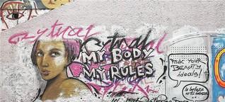 """""""Graffiti-Szene ist männlich dominiert"""""""