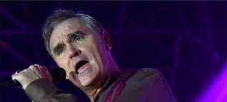 Morrissey lädt zur Nabelschau
