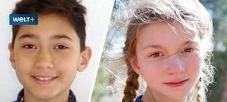 Gabriel & Caroline: Zwei Kindheiten in Deutschland - WELT
