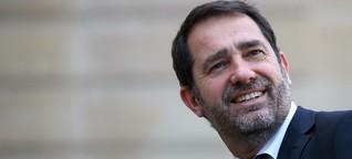 Frankreichs neuer Innenminister : Macron holt sich einen Draufgänger