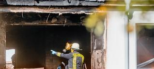 Hintergrund zum Brandanschlag