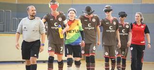 FC St. Pauli gewinnt 7. Sächsischen Blindenfußball-Cup