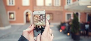 Hochkantvideos im Marketing: Warum, was und wo