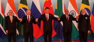 BRICS 2018: Südafrika als Taktgeber der Schwellenländer | DW | 30.12.2017