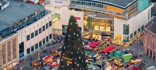 Wer hat den größten Weihnachtsbaum der Welt?