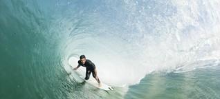 Weltelite des Big-Wave-Surfens in München