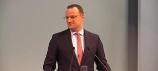 Jens Spahn in München: Die ewige Debattenkultur