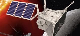 BepiColombo: Ungelöste Rätsel am Merkur