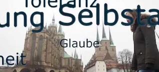Glaube - Die Werte der Begabtenförderung der Konrad-Adenauer-Stiftung
