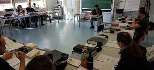 Sachsen fehlt Nachwuchs im Gefängnis | MDR Aktuell