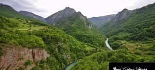 Auf dem Holzweg durch Montenegro | Reisereportage NZZ