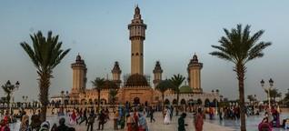Senegal - Beten, Schlachten, Essen