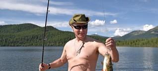 Der Fisch stinkt von Moskau her