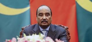 Journalisten in Mauretanien - Beim Präsidenten ist Schluss mit der freien Recherche
