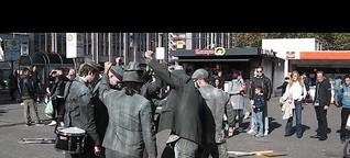 Das lebendige Denkmal  100 Jahre Novemberrevolution