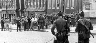 """Mauerbau 1961: """"Der Osten handelt - Der Westen tut NICHTS!"""" - WELT"""