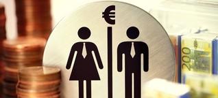 So groß ist die Lohnlücke zwischen Mann und Frau im Revier