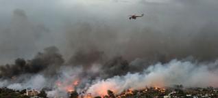 Europa: Gemeinsam gegen die Flammen