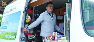 Rollender Supermarkt: Mit Martin Hammerer durch Niederbayern