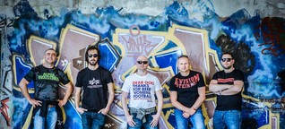 Coupe du Monde 2018 - Croatie : les Zaprešić Boys, troubadours patriotes