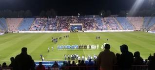 FootballskiTrip 2015 : On a vécu FCSB vs. CFR Cluj
