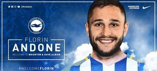 Florin Andone, l'esthète roumain à l'assaut de la Premier League