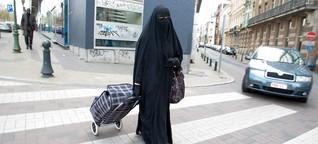 Partei Islam will einen islamischen Staat errichten und die Scharia einführen