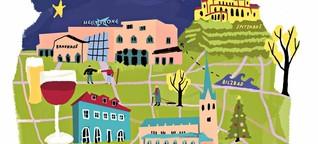 Radebeul: Zwei Stunden in Radebeul