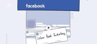 Vorschläge für ein besseres Facebook