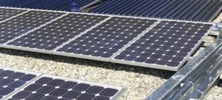 Glasbranche: Maschinenbauer profitieren vom Solar-Boom