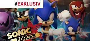 Sonic Forces Preview - Der eierlegende Wollmilchigel | ProSieben Games