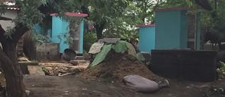 Wie Indien lernt, die Toilette zu lieben