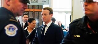 Facebook, Google und Amazon: So zahlen Tech-Giganten endlich faire Steuern